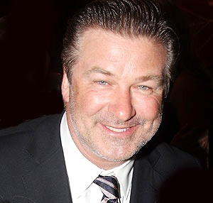 30 Rock Star Alec Baldwin Leaves the Board Room for The Bourbon Room in Rock of Ages Film