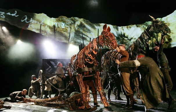 War Horse to Launch National Tour, Plus Toronto Production, in 2012