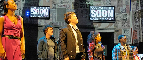 American Idiot Cast Recording Release Set to Coincide with Opening Night