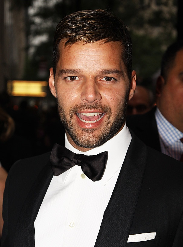 Ricky Martin's Livin' Evita Loca at the 2010 Tony Awards