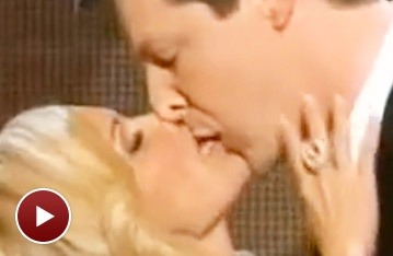 What Pink Elephant? Promises Stars Sean Hayes and Kristin Chenoweth Get Hot and Heavy