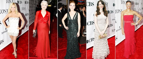 Here's Looking At You: Our Top Five Tony Fashion Favorites