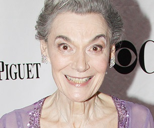 Marian Seldes Explains Her Silent Tony Acceptance 'Speech'