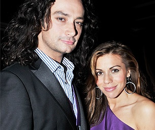 Rock of Ages Couple Constantine Maroulis and Angel Reed Welcomes Baby Girl