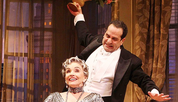 Tenor's Tony Shalhoub on His Broadway Second Honeymoon