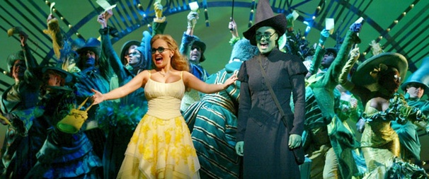Glee Creator Ryan Murphy and Rob Marshall Among Directors Touted for Wicked Movie