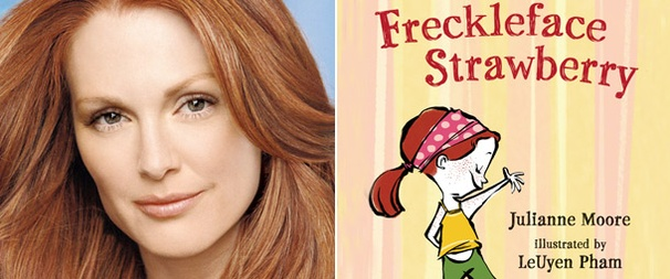 Julianne Moore's Freckleface Strawberry to Get Off-Broadway Musical Debut