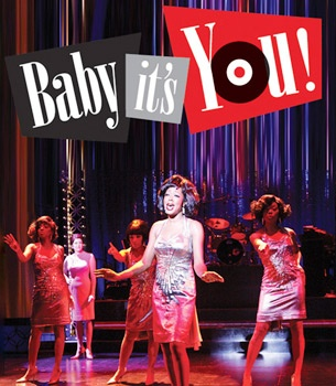 Girl Group-Themed Baby, It's You Eyes Winter 2011 Broadway Bow