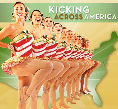 The Radio City Rockettes Kick Across America With 'Christmas in August'