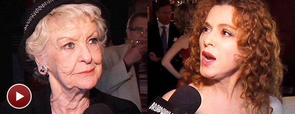 Send In the Legends! Bernadette Peters and Elaine Stritch Re-Open A Little Night Music