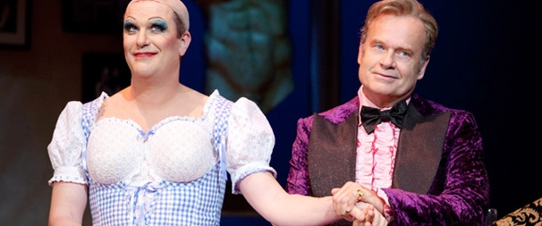Douglas Hodge and Kelsey Grammer Extend Together in La Cage aux Folles