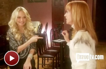 Kristin Chenoweth Harmonizes with Kathy Griffin on D List