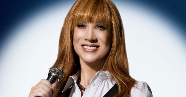 Comedian Kathy Griffin Headed to Broadway in New Solo Show Kathy Griffin Wants a Tony