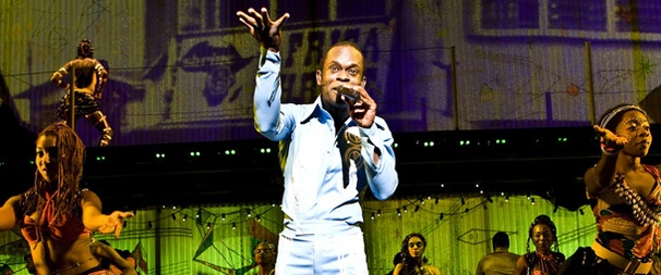 Fela! to Close January 2; Patti LaBelle Extends Run