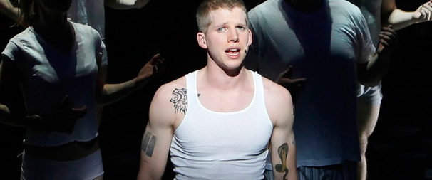 What's Up, Stark Sands? The Idiot Star Talks Military (Acting), Marriage and Patti LuPone