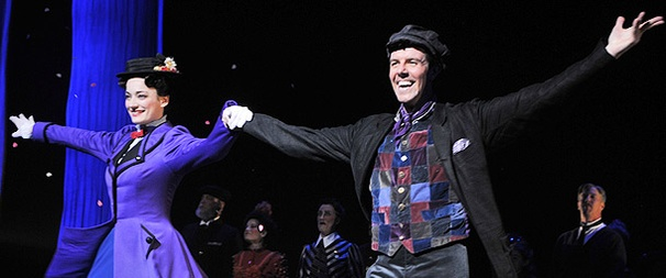 Gavin Lee, Broadway's Original Bert, Steps in Time Back to Mary Poppins