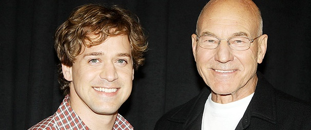 They Got Life! Checking In On Theatre Stars T.R. Knight and Patrick Stewart