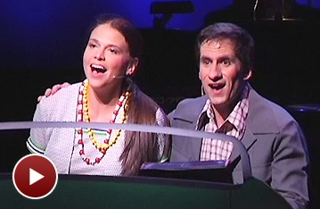 Watch Sutton Foster and Seth Rudetsky Playing Our Song at Benefit Performance