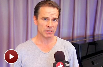 Comedy Tonight: A Video Preview of It Must Be Him, Starring Peter Scolari