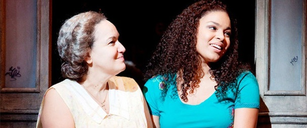 Idol Star Jordin Sparks Returns to In The Heights