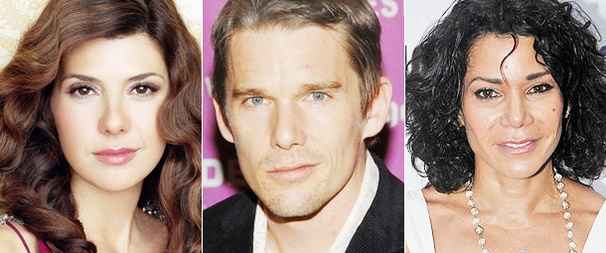 Marisa Tomei, Ethan Hawke and Daphne Rubin-Vega Set for New Group 2010-11 Season