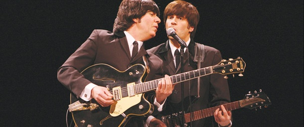 Yeah, Yeah, Yeah! Tickets Now On Sale for Beatles Tribute Show Rain