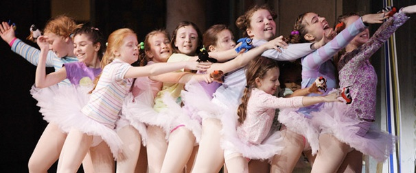Broadways Billy Elliot to Hold Second Annual Open Call for Ballet Girls