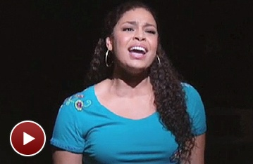 Watch Jordin Sparks Move to the Sounds and Sights of In the Heights