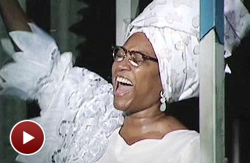 Watch Patti LaBelle Raise the Roof in Fela!