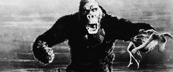 King Kong Musical, with Book by Craig Lucas, Eyes Broadway