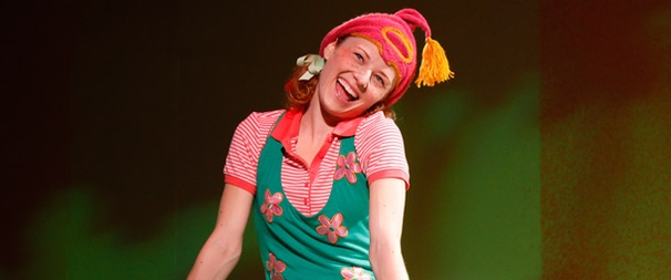 Seeing Red! Take a First Look at the Charming Family Musical Freckleface Strawberry