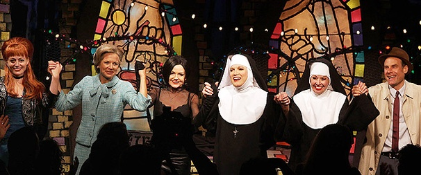 It's a Heavenly Opening Night for the Cast of The Divine Sister