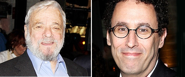 Stephen Sondheim and Tony Kushner Set for a Joint Appearance at the Public