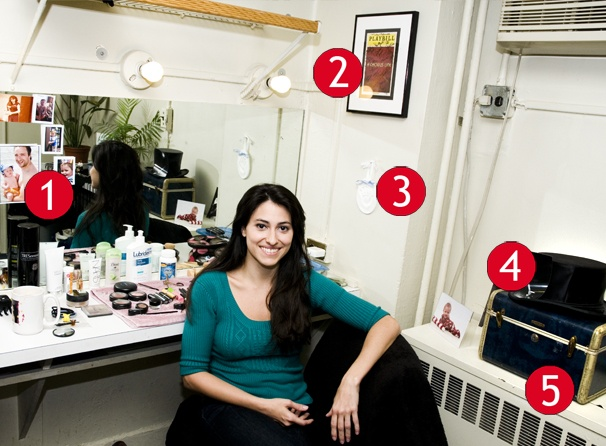 West Side Story's Natalie Cortez Shares Where She Gets Her Kicks at the Palace