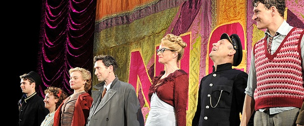 Lights, Camera, Action! Brief Encounter on Opening Night