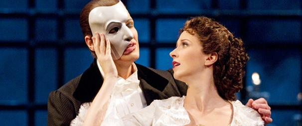 Feast Your Eyes on the New Stars of Broadway's Phantom of the Opera