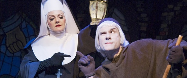 Whats Up, Alison Fraser? The Divine Sister Star Sermonizes on Film Villains, Lawn Virgins and Stripping in Gypsy