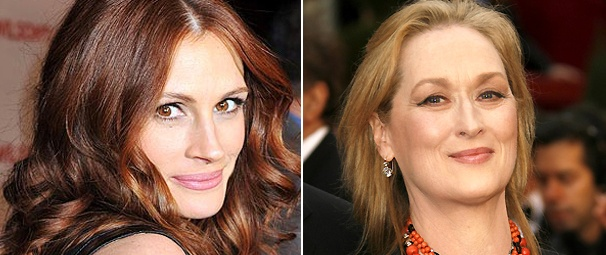 Julia Roberts and Meryl Streep in Talks for August: Osage County Movie