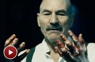 Is This a Dagger? Preview Patrick Stewart's Murderous Macbeth, Debuting on PBS