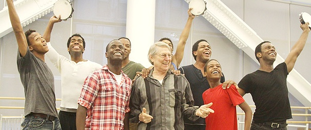 Meet The Scottsboro Boys as the Cast Readies for Broadway