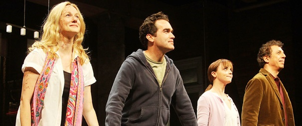 It's About Time! Laura Linney & Co. Light Up the Night in the Broadway Return of Time Stands Still