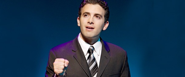 Fans Name Jarrod Spector Their Favorite Broadway Jersey Boy