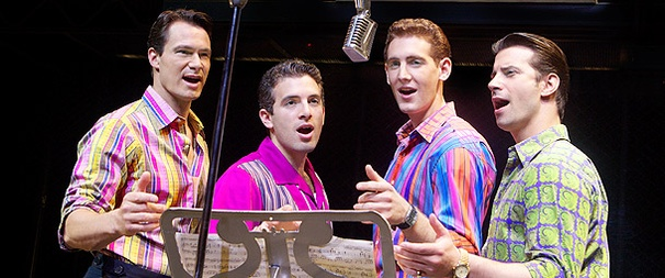 Can't Take Our Eyes Off Jersey Boys' Fab New Production Photos