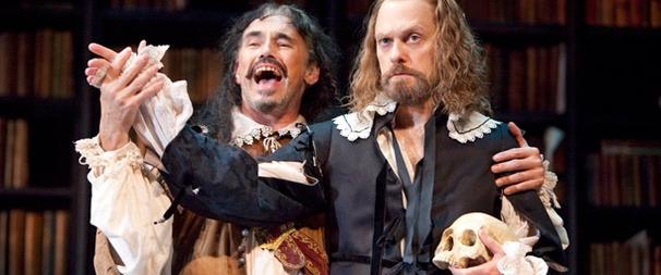 Enter the Rhyming World of La Bete, Starring Mark Rylance, David Hyde Pierce & Joanna Lumley