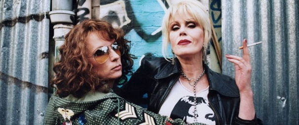 Wheels on Fire! La Bete's Joanna Lumley Dishes on Possible Absolutely Fabulous Reunion