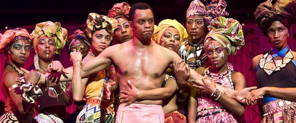 Sahr Nguajah Departs Fela!, Kevin Mambo Takes Over Title Role