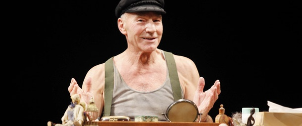 Stage, Screen & TV Icon Patrick Stewart Is Taking Your Questions!