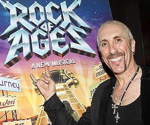 What's Up, Dee Snider? The Rock of Ages Star on His Twisted Broadway Debut