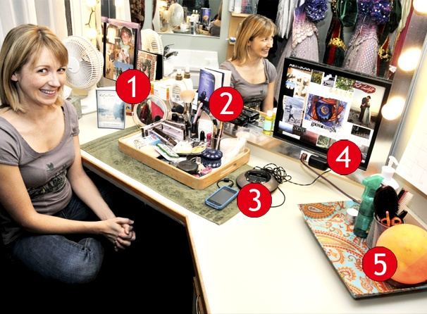 It's a New Age at Phantom in Sara Jean Ford's Calming Dressing Room