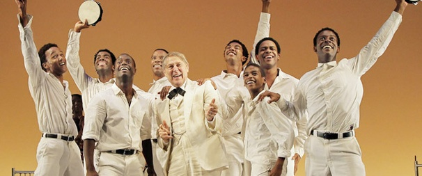 The Scottsboro Boys May Return For Limited Broadway Run in Spring 2011